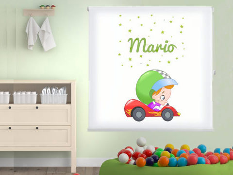 Cortinas Screen Impresas Infantil
