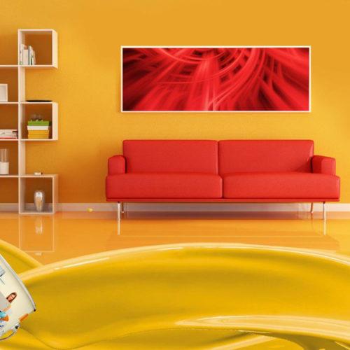 Pintura Para Interiores y Exteriores